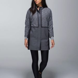 Lululemon Cocoon Car Coat